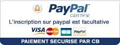 Payez avec Paypal