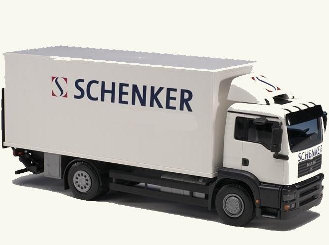 camion Schenker